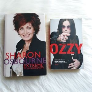 I am Ozzy + Saron Osbourne Extreme My Biography